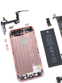 iPhone SE teardown reveals many parts identical to iPhone 5S