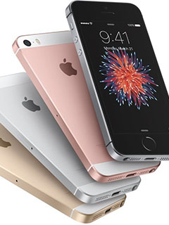 Apple can't meet high demand for iPhone SE