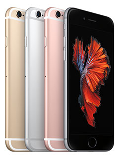 Slow sales of iPhone 6s and 6s Plus forces Apple to cut production this quarter