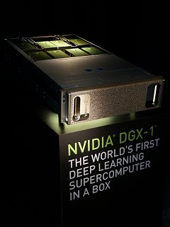 Meet the US$129,000 NVIDIA DGX-1 deep learning supercomputer
