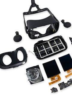 Oculus Rift teardown shows improved head tracking and lens setup