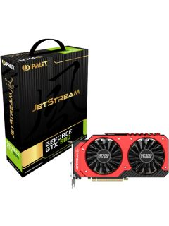 Palit is giving away 10 units of its GeForce GTX 960 JetStream graphics cards