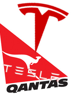 Car vs Plane: Qantas and Tesla just ran a race against each other