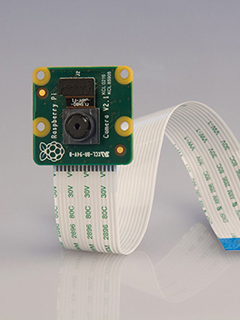 Raspberry Pi's camera modules just got an upgrade to an 8-megapixel Sony sensor