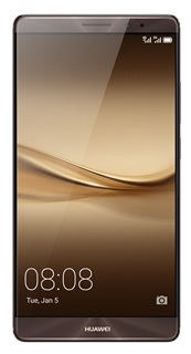 Huawei brings first-ever mocha brown color to Mate 8