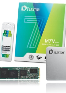 Plextor M7V series leads the TLC SSD market