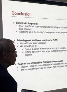 PLDT, Globe to acquire telecommunications business of SMC