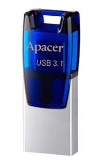 Apacer introduces AH179 USB Gen 1 OTG Dual Flash Drive