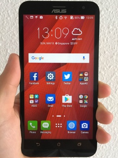 ASUS ZenFone 2 Laser (ZE550KL) review: A ZenFone 2 on a budget