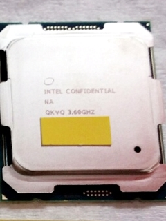 "Leaked: Pictures and benchmark results of the upcoming Intel Core i7-6850K ""Broadwell-E"" CPU"