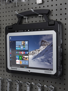 Panasonic's latest Toughbook CF-20 is more versatile than ever