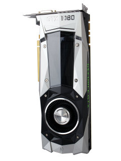 NVIDIA GeForce GTX 1080 Founders Edition: Performance factor of 10