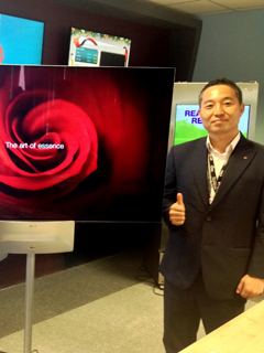 LG introduces the world's first OLED digital signage in Malaysia