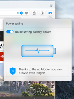Opera now has a power-saving mode to cater to notebook PCs