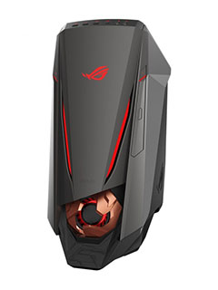 Preview: The ASUS ROG GT51 is a hulking beast of a desktop