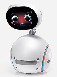 ASUS unveils its rolling robot 'Zenbo' at Computex 2016