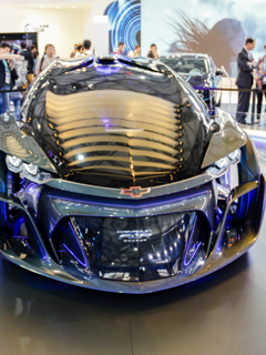 Photo gallery: The vehicles @ CES Asia 2016