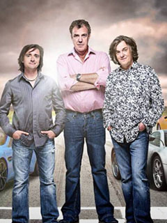 Clarkson, Hammond and May finally have a name for their new show on Amazon Prime