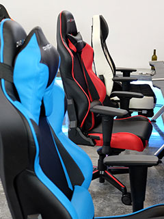 In photos: DXRacer has a new showroom in town