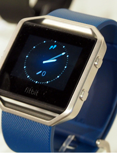 Photos: The stylish Fitbit Blaze and Fitbit Alta fitness trackers
