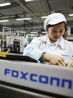 Foxconn lays off 60,000 factory workers, replaces them with robots