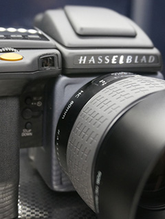 Photos: The expensive Hasselblad H6D-50c medium format camera up-close