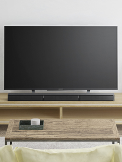 Sony enhances home cinema audio with the new HT-RT3 sound bar