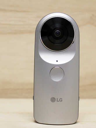 LG 360 Cam review: Making VR footage has never been easier