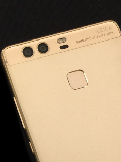 A closer look at the Huawei P9 smartphone's imaging system