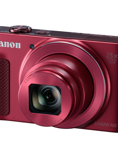 Canon launches new PowerShot SX620 HS with 25x zoom range