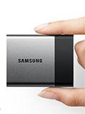 Samsung Portable SSD T3 (1TB)