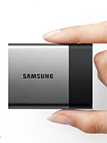 Samsung Portable SSD T3 (500GB)