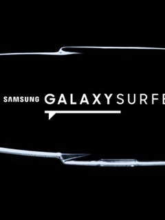 Samsung Galaxy Surfboard allows coach to send information to surfer