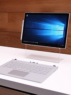 Rumor: Microsoft may unveil the Surface Book 2 next month