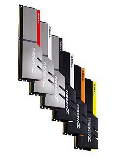 Novos kits Z DDR4 Trident do G.Skill- Trabalham em latências mais baixas