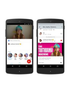 YouTube rolls out in-app messenger