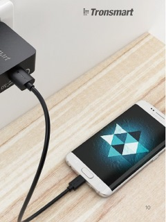 Tronsmart introduces Qualcomm Quick Charge 3.0, smart charging technology