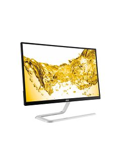 AOC I2481FXH: Fascinatingly slim