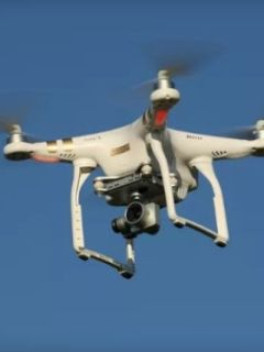 Drone used to ferry abortion pills