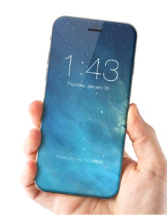 Rumor: Apple's next iphone to have 'Edgeless Display'