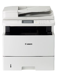 Canon's newest laser multi-function printers are designed to maximize efficiency
