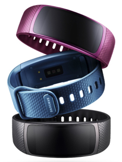 Samsung Gear Fit2 and Gear IconX officially enter the market *updated*