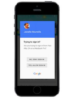 Google rolls out simplified two-step authentication for Android and iOS