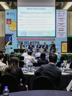 IDC on hybrid cloud in Malaysia