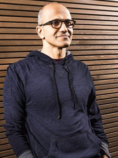Microsoft's CEO shares his reasons for buying LinkedIn