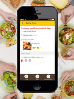 OpenRice updates mobile app with more foodie-friendly features