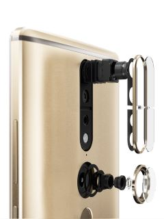 Hands-on: Lenovo PHAB 2 Pro, the world's first smartphone with Google Tango