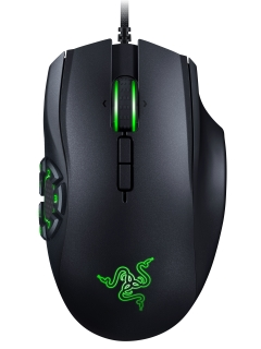 The Razer Naga Hex V2 gets an extra button on the side