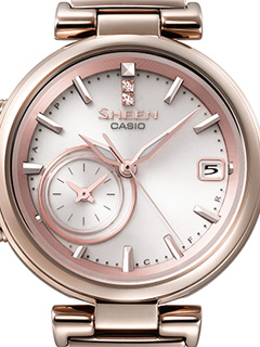 Casio's new Sheen SHB-100 is their first ladies watch with smarts