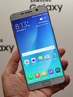 Rumor: Samsung Galaxy Note 6 will have a curved display